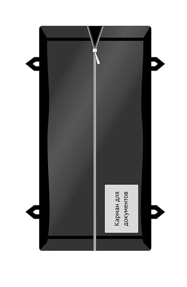 Мешок патологоанатомический Тип 2